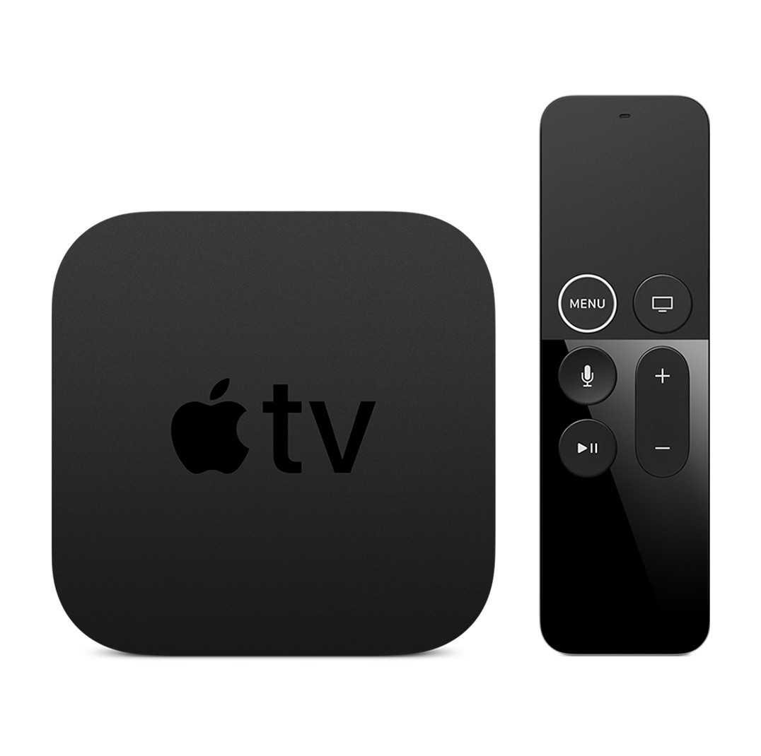 Apple TV для подключения iPhone к телевизору